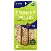 Crunchy Rice Rollers Mixed Berry