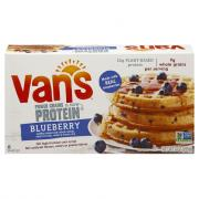 Van's Power Grains Blueberry Frozen Waffles