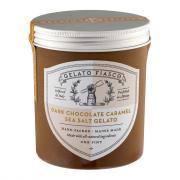 Gelato Fiasco Dark Chocolate Caramel Sea Salt Gelato