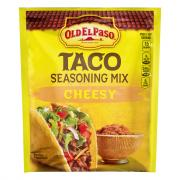 Old El Paso Cheesey Taco Seasoning