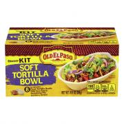 Old El Paso Stand N Stuff Soft Taco Dinner Kit