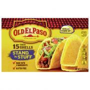 Old El Paso Stand 'n Stuff Taco Shells