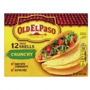 Old El Paso Taco Shells