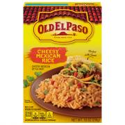 Old El Paso Cheesy Mexican Rice