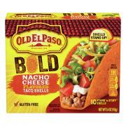 Old El Paso Bold Stand 'n Stuff Shells