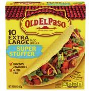Old El Paso Super Size Taco Shells