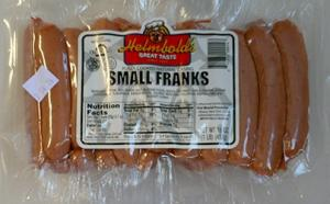 Helmbold's Small Franks