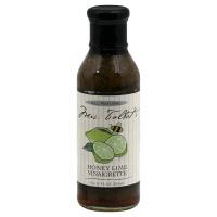 Mrs. Talbot's Honey Lime Vinaigrette Dressing