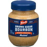 French's Brown Sugar Bourbon Stone Ground Mustard