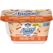 Almond Breeze Vanilla with Sea Salt Caramel Flavored