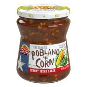 Pace Poblano 'N' Corn Medium Salsa