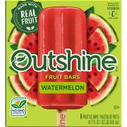Outshine Fruit Bars Watermelon