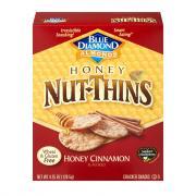 Blue Diamond Honey Cinnamon Nut Thins
