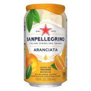 San Pellegrino Sparkling Fruit Beverage Orange Water