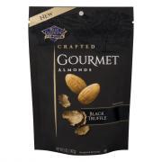 Blue Diamond Crafted Gourmet Black Truffle Almonds