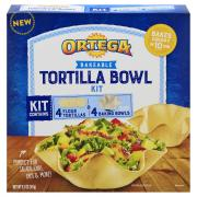 Ortega Tortilla Bowl Kit