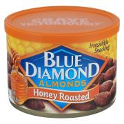 Blue Diamond Honey Roasted Almonds