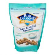 Blue Diamond Oven Roasted Almonds with Sea Salt