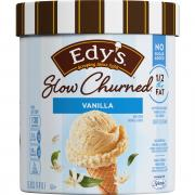 Edy's No Sugar Added Light Vanilla Ice Cream