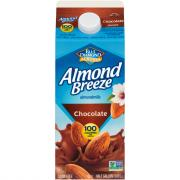 Blue Diamond Almond Breeze Chocolate Milk