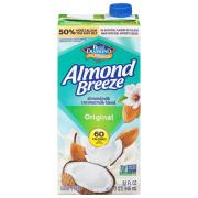 Blue Diamond Almond Breeze Almondmilk Coconutmilk Blend