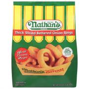 Nathan's Famous Onion Rings