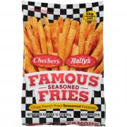 Inland Valley Checkers Fries