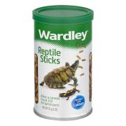 Wardley Reptile Food Sticks