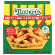 Nathan's Jumbo Crinkle Cut Fries