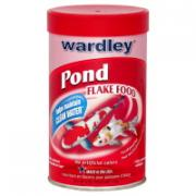 Wardley Pond Flake Food