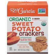 RW Garcia Organic Sweet Potato Crackers