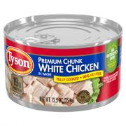 Tyson Canned Chicken Breast