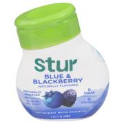 Stur Blue and Blackberry Liquid Water Enhancer