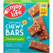 Enjoy Life Caramel Apple Snack Bars