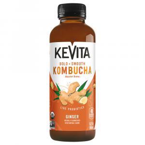 Kevita Organic Master Brew Kombucha Ginger