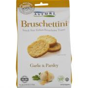 Asturi Bruchettini Parsley & Garlic