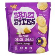 Brazi Bites Brazilian Cheese Bread Garlic & Asiago
