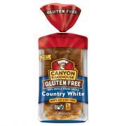 Canyon Bakehouse Gluten Free Country White Bread