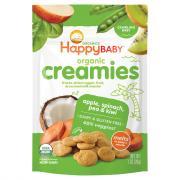 Happy Baby Organic Creamies Apple, Spinach, Pea & Kiwi
