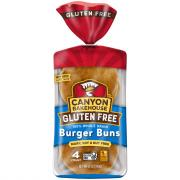 Canyon Bakehouse Gluten Free Burger Buns