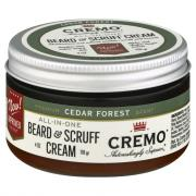 Cremo One-For-All Beard & Scruff Cream Forest Blend
