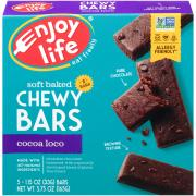 Enjoy Life Coco Loco Snack Bars