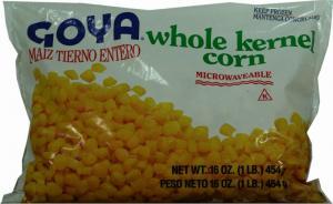 Goya Frozen Cut Corn