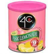 4C Pink Lemonade Drink Mix