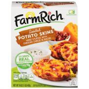 Farm Rich Loaded Potato Skins