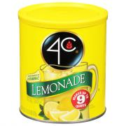 4C Lemonade Drink Mix