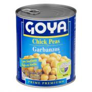 Goya Low Sodium Chick Peas