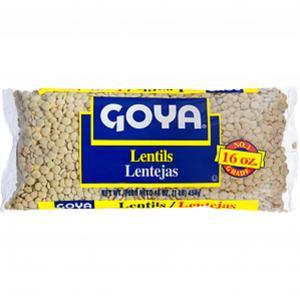 Goya Dry Lentil Beans