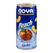 Goya Peach Nectar