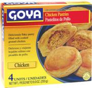 Goya Frozen Chicken Fricassee with Rice
